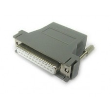 Cisco DB25 Female To RJ45 Female DTE Adapter also P/N CAB-500DTF
