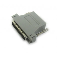 Cisco DB25 Male To RJ45 Female Modem Adapter