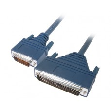 Cisco LFH60 Male to DB37 RS449 DTE Male 10ft Cable 72-0795-01