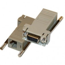 Cisco DB9 Female to RJ45 Female Console Adapter
