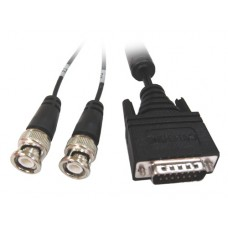 Cisco DB15M to 2 BNC Male 3m Cable 72-0818-01