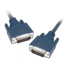 Cisco DB15M to DB15M 3m Cable 72-0838-01