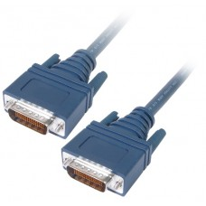 Cisco LFH60 Male DTE to Male DCE 3ft Crossover Cable