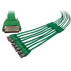 Cisco High Density 8-port EIA-232 to 8 x RJ-45 Async cable 72-4023-01