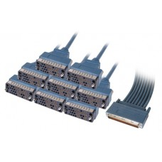 Cisco 8 Lead Octal Cable and 8 Female V.35 DCE Connectors