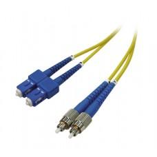 Cisco Singlemode Duplex 9/125 FC/SC Fiber cable