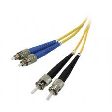 Cisco Singlemode Duplex 9/125 ST/FC Fiber cable