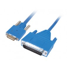 Cisco Smart Serial to DB25 RS530 DTE Male 10ft Cable 72-1434-01