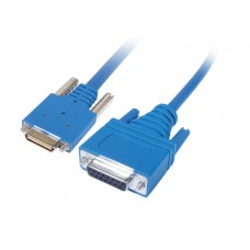 Cisco Smart Serial to X.21 DB15 DCE Female 10ft Cable 72-1427-01