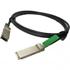 Cisco 40GBASE-CR4 QSFP+ passive direct-attach copper transceiver module assembly, 0.5 meter